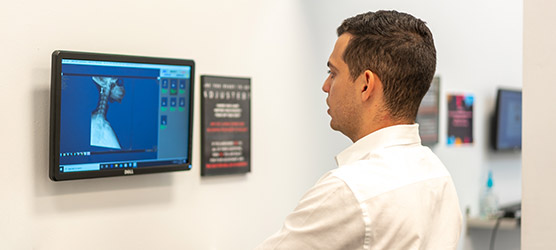 Chiropractic Miami FL X-Ray Review